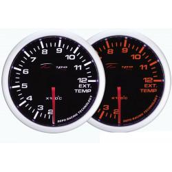 Budík DEPO racing Teplota výfukových plynov - WA séria 60mm
