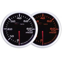 Budík DEPO racing Tlak paliva - WA séria 60mm