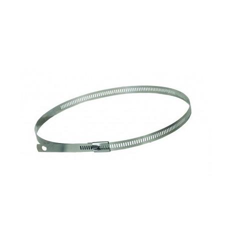 Izolačné pásky na výfuk Nerezová sťahovacia páska Thermotec na termo pásky, 1ks, dĺžka 230mm | race-shop.sk