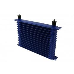 15 radový olejový chladič Trust style AN10, 330x125x50