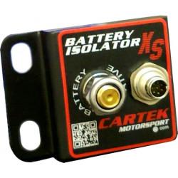 Cartek XS FIA homolog elektromos áramtalanító ( Vezérlés )
