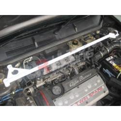 Alfa Romeo 146 UltraRacing 2-pontos Első toronymerevítő ( Front Upper Strutbar )