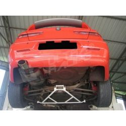 Alfa Romeo 156 UltraRacing 4-pontos Hátsó alsó merevítő ( Rear Member Brace ) 935