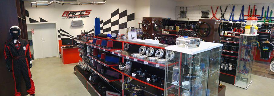 Магазин Race-shop